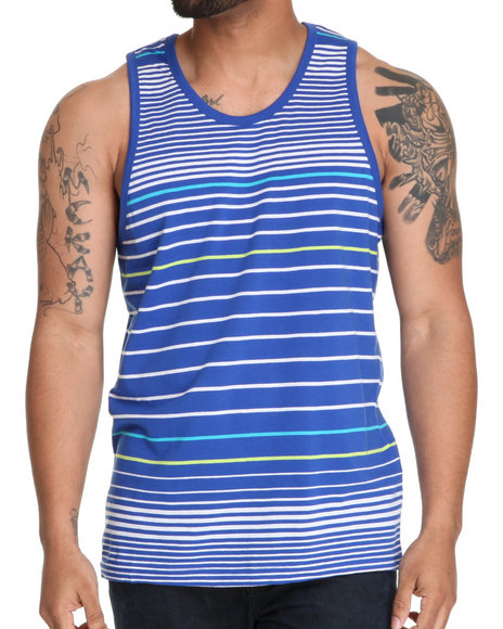 A Comprehensive Guide To Tank Tops For Men