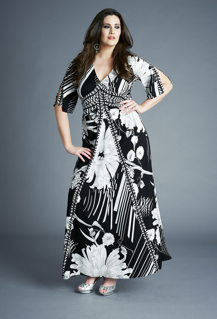 Plus Size Long Maxi Dresses for Women - fashionistics.net