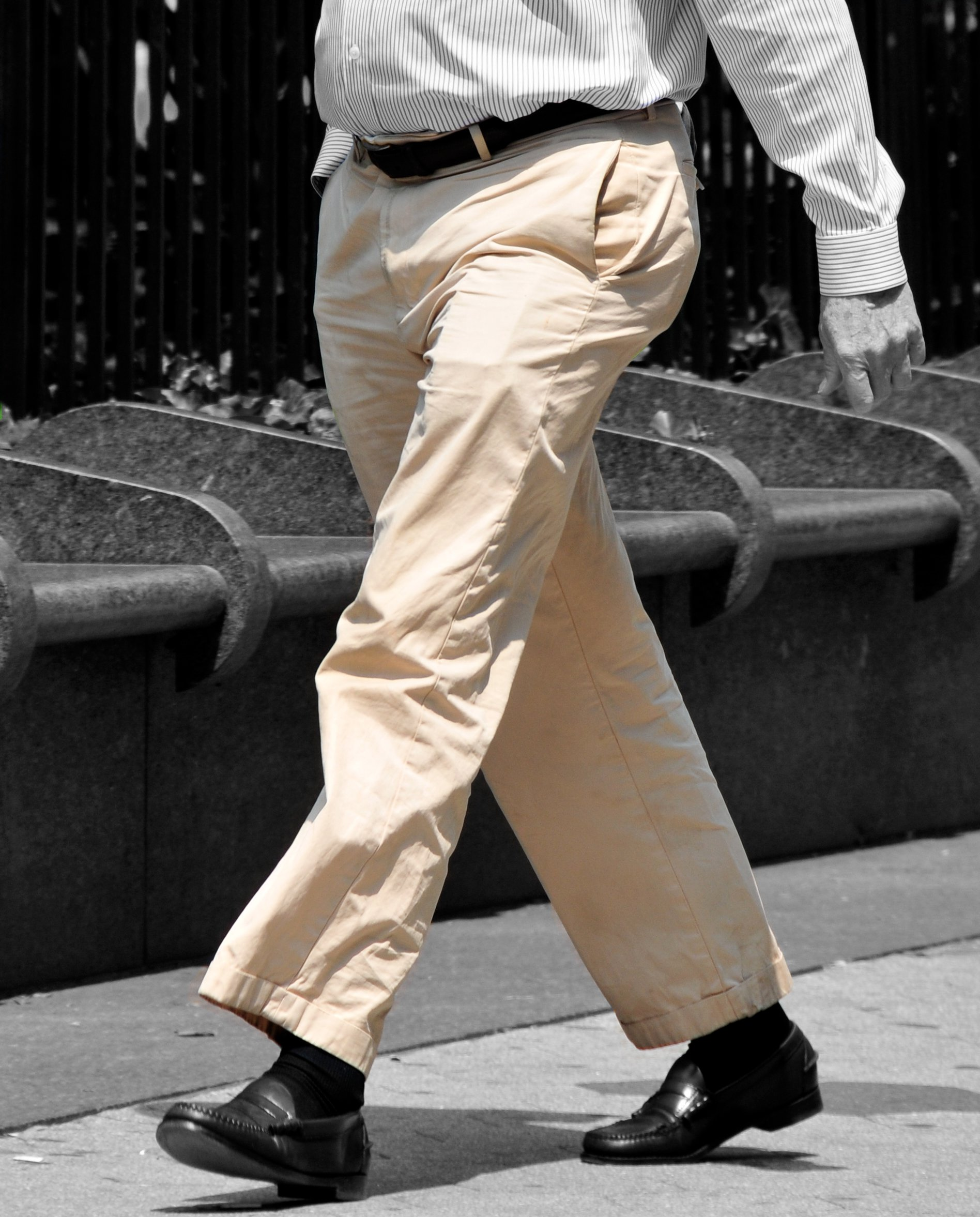 Trousers-colourisolated