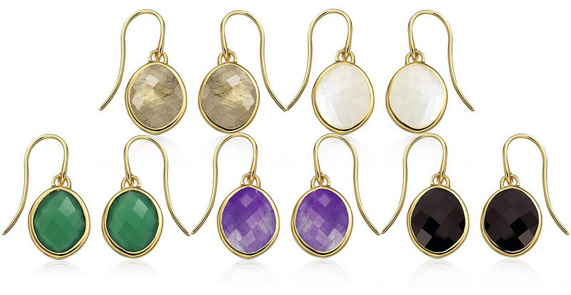 Cheap Gold Earrings for Women- Nugget Earrings
